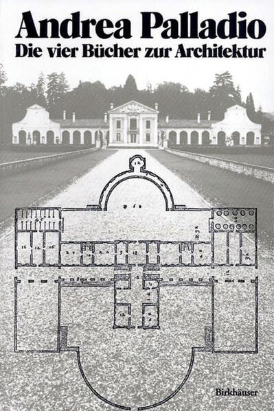 Die vier Bücher zur Architektur als Buch (kartoniert)