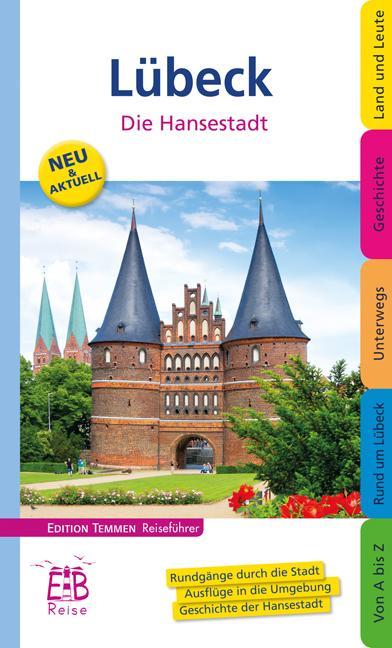 Lübeck als Buch (kartoniert)