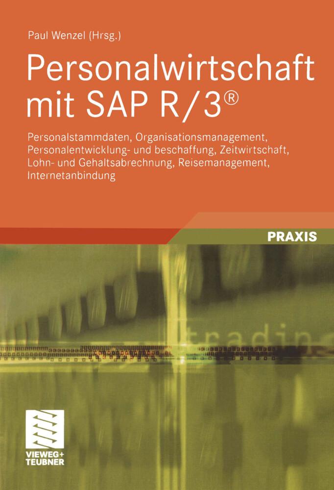 Personalwirtschaft mit SAP R/3 als Buch (kartoniert)