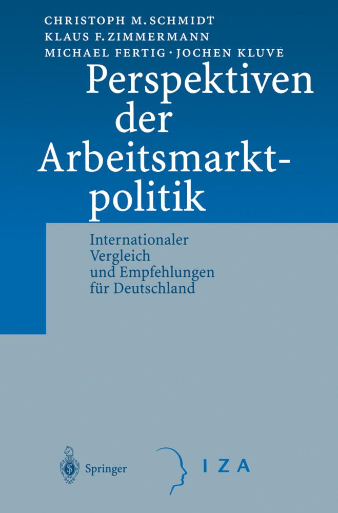 Perspektiven der Arbeitsmarktpolitik als Buch (gebunden)