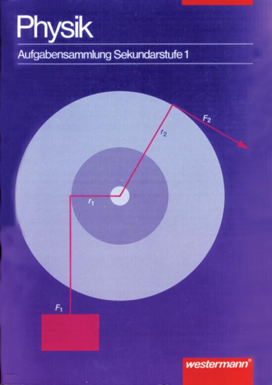 Physik. Aufgabensammlung Sekundarstufe I als Buch (kartoniert)