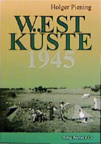 Westküste 1945 als Buch (kartoniert)