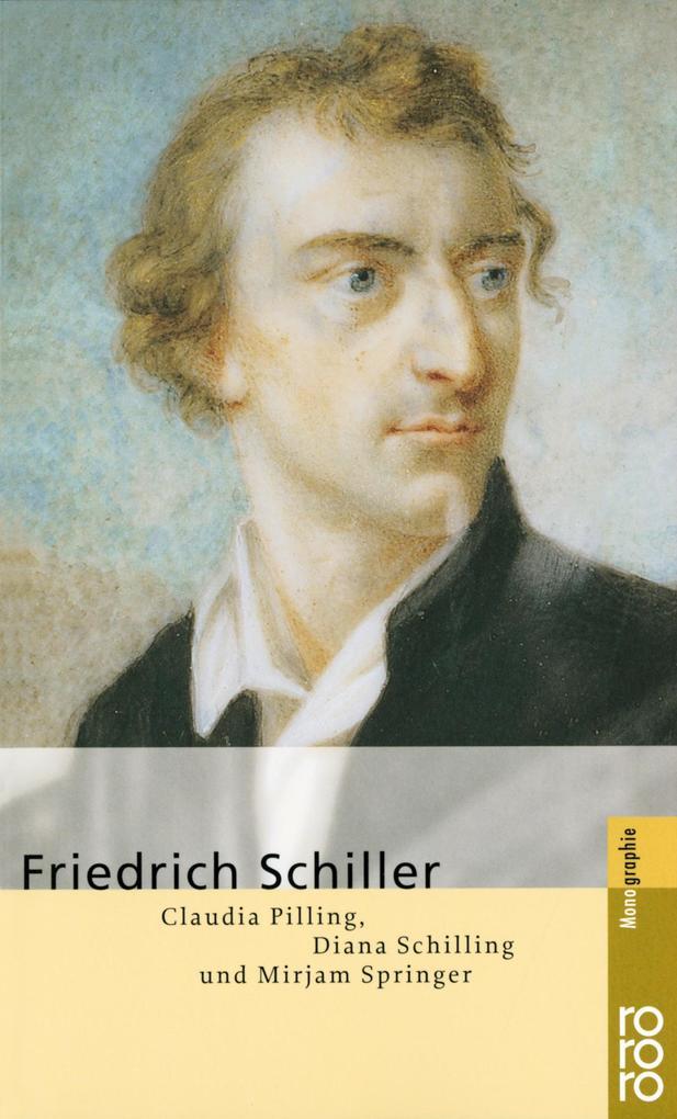 Friedrich Schiller als Taschenbuch