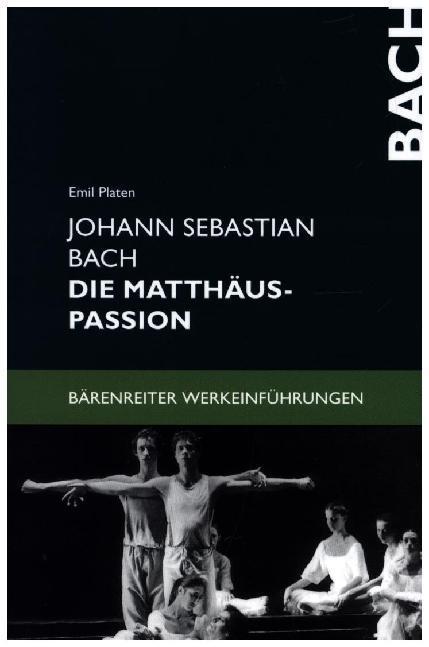 Johann Sebastian Bach. Die Matthäus-Passion als Buch (kartoniert)