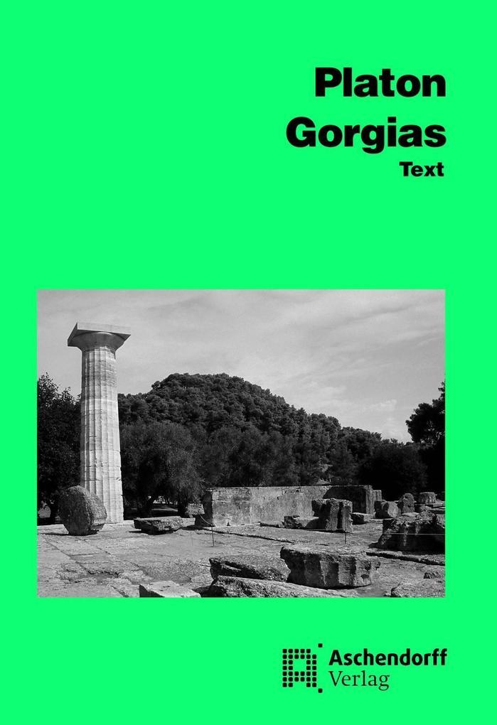 Gorgias. Text als Buch (kartoniert)