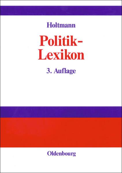 Politik-Lexikon als Buch (gebunden)