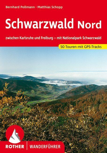Schwarzwald Nord als Buch (kartoniert)