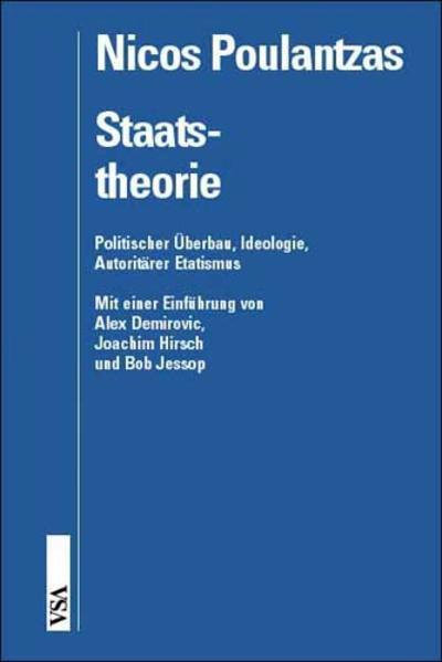 Staatstheorie als Buch (kartoniert)