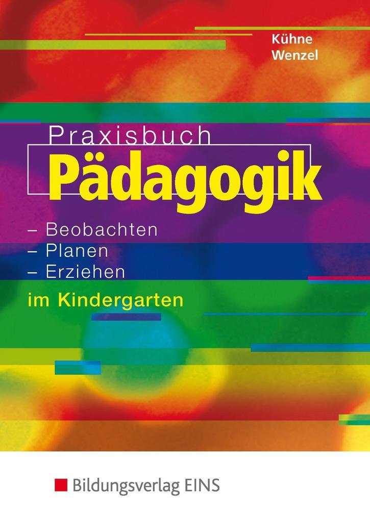 Praxisbuch Pädagogik als Buch (kartoniert)