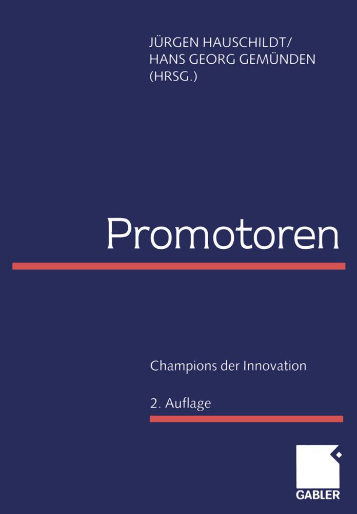Promotoren als Buch (gebunden)