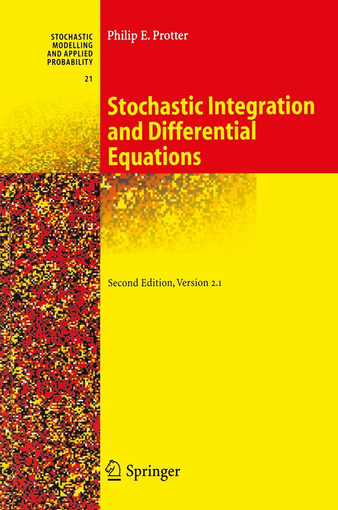 Stochastic Integration and Differential Equations als Buch (gebunden)