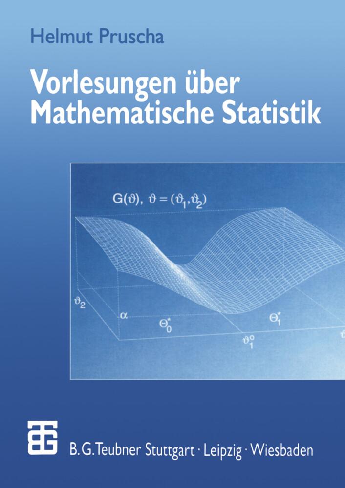 Vorlesungen über Mathematische Statistik als Buch (kartoniert)