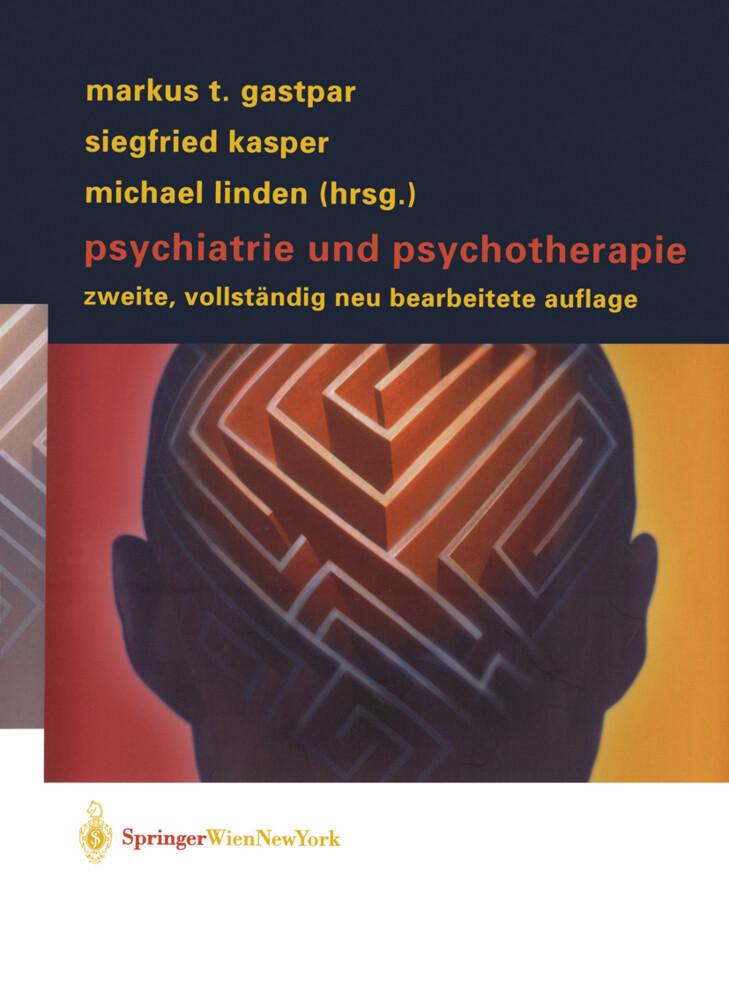 Psychiatrie und Psychotherapie als Buch (kartoniert)