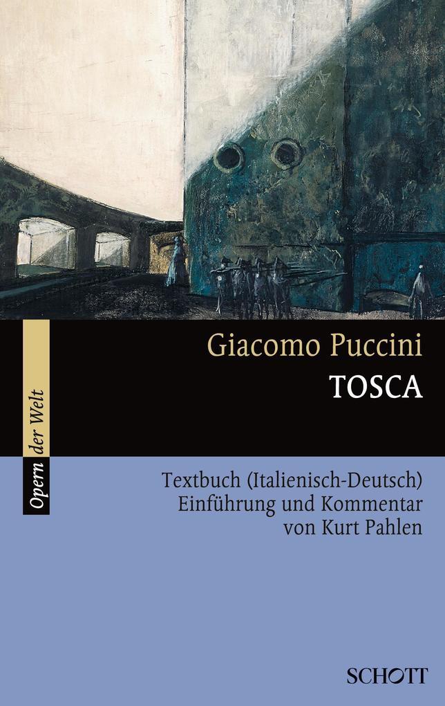 Tosca als Buch (kartoniert)