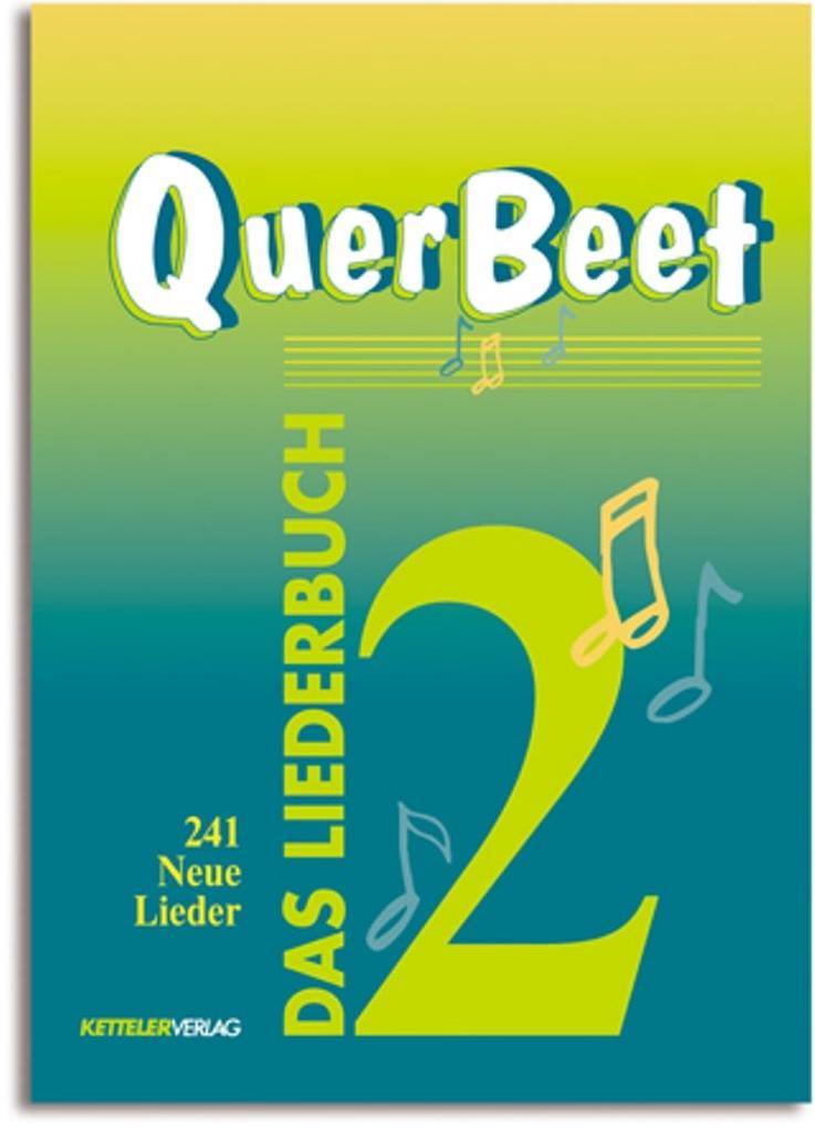 QuerBeet 2 als Buch (gebunden)