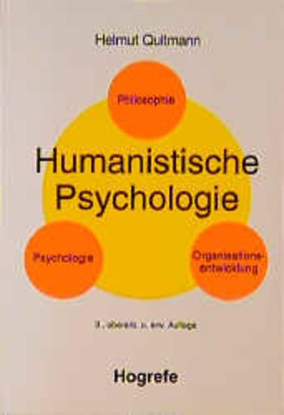 Humanistische Psychologie als Buch (kartoniert)