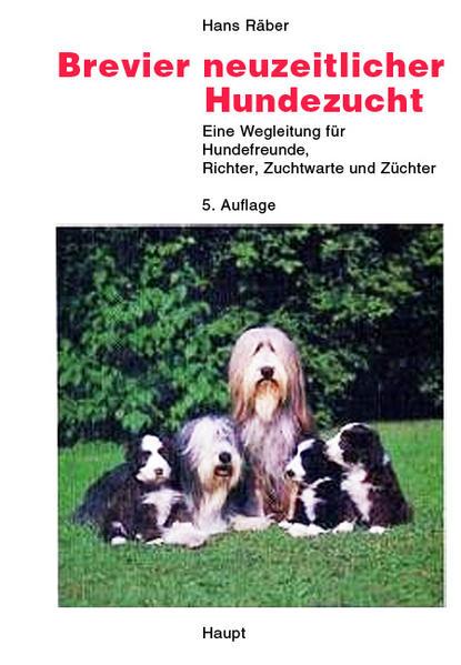 Brevier neuzeitlicher Hundezucht als Buch (gebunden)