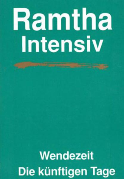 Ramtha Intensiv. Wendezeit als Buch (kartoniert)