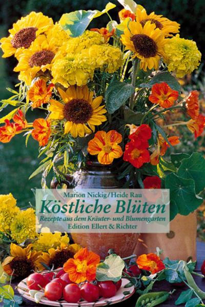 Köstliche Blüten als Buch (kartoniert)