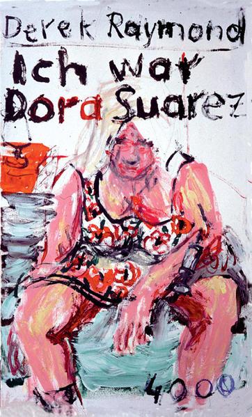 Ich war Dora Suarez als Buch (kartoniert)