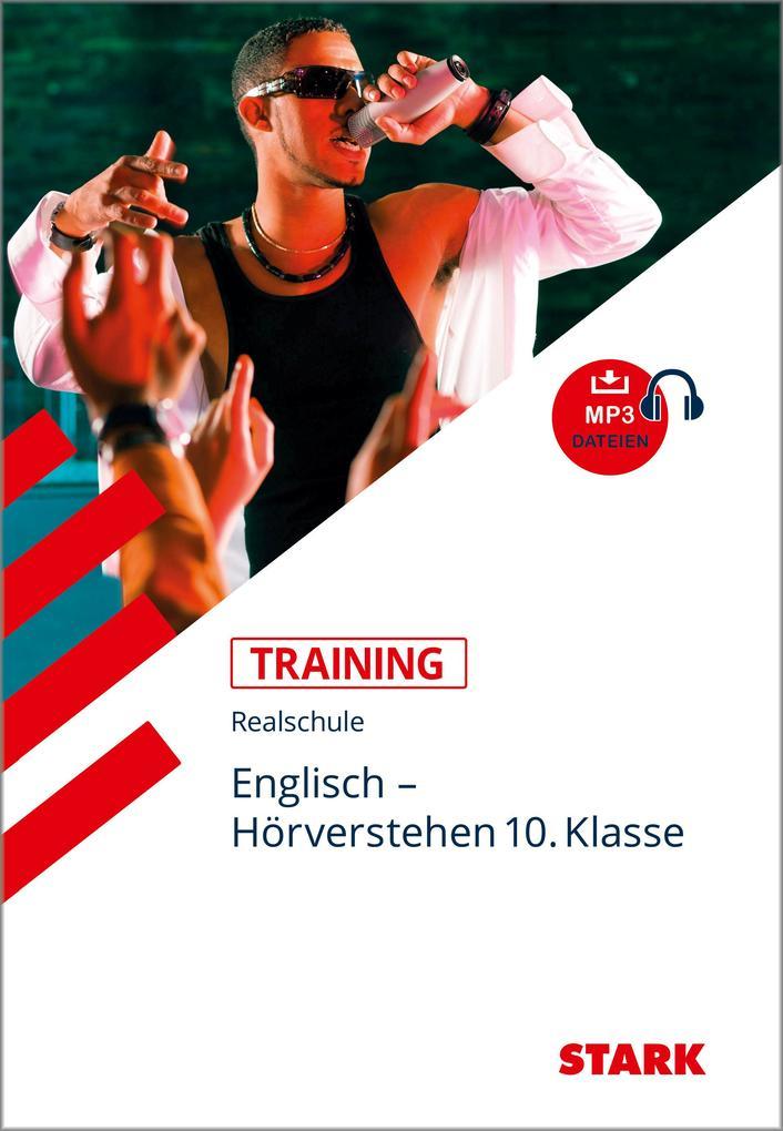 Training Realschule - Englisch Hörverstehen 10. Klasse mit CD als Buch (kartoniert)