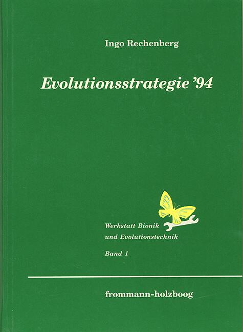 Evolutionsstrategie '94 als Buch (gebunden)
