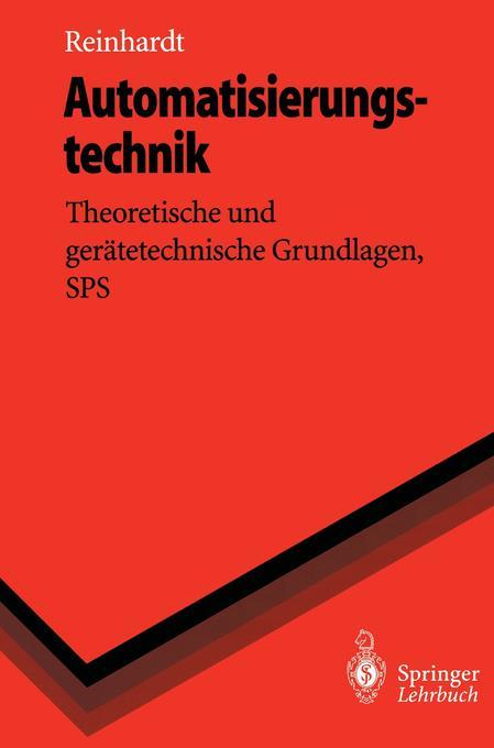 Automatisierungstechnik als Buch (gebunden)