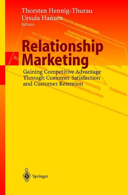 Relationship Marketing als Buch (gebunden)