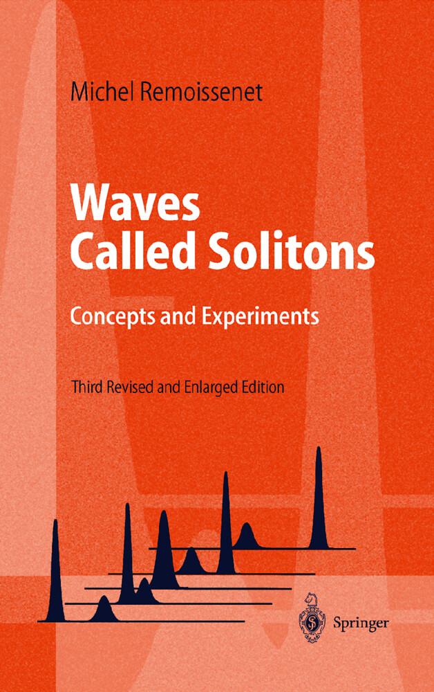 Waves Called Solitons als Buch (gebunden)