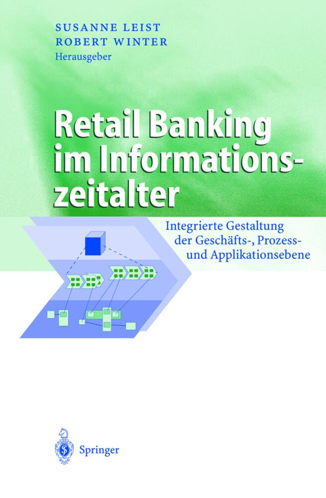 Retail Banking im Informationszeitalter als Buch (gebunden)