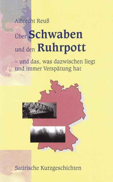 Über Schwaben und den Ruhrpott als Buch (kartoniert)