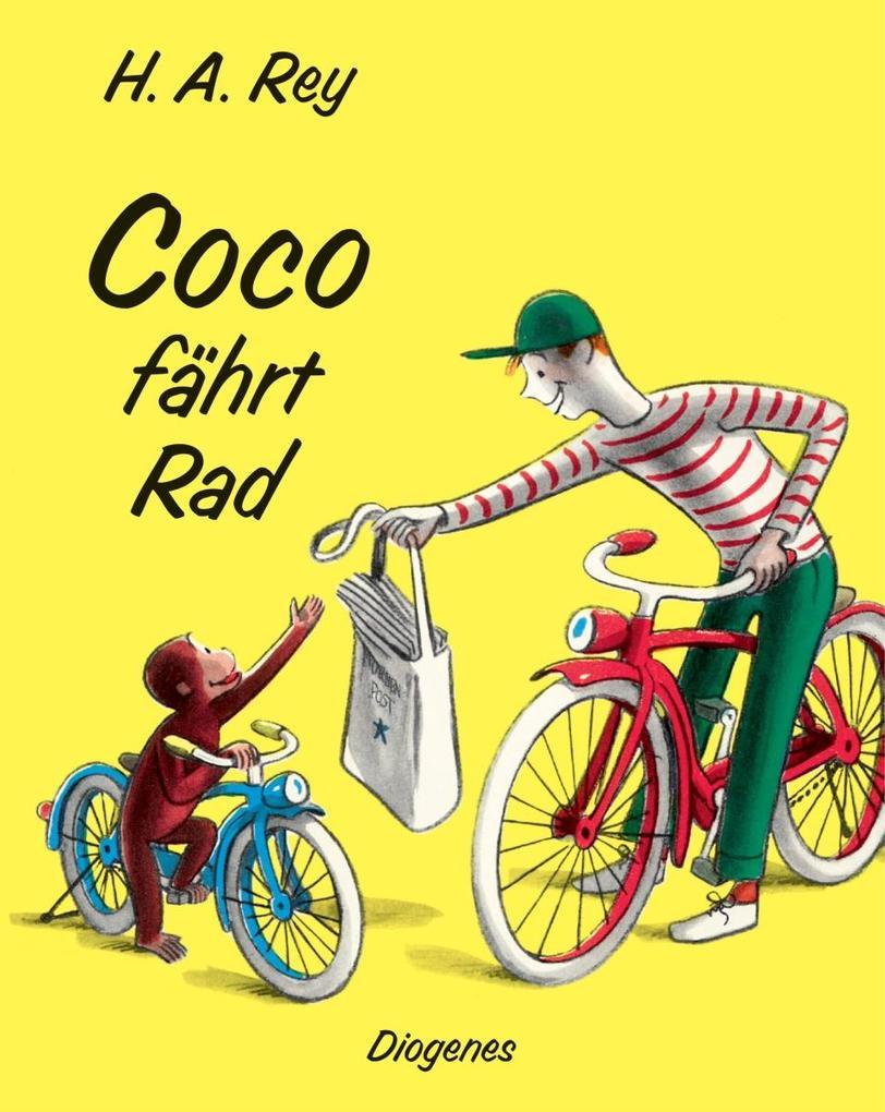 Coco fährt Rad als Buch (kartoniert)