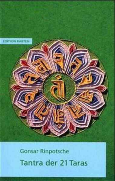 Tantra der 21 Taras als Buch (kartoniert)