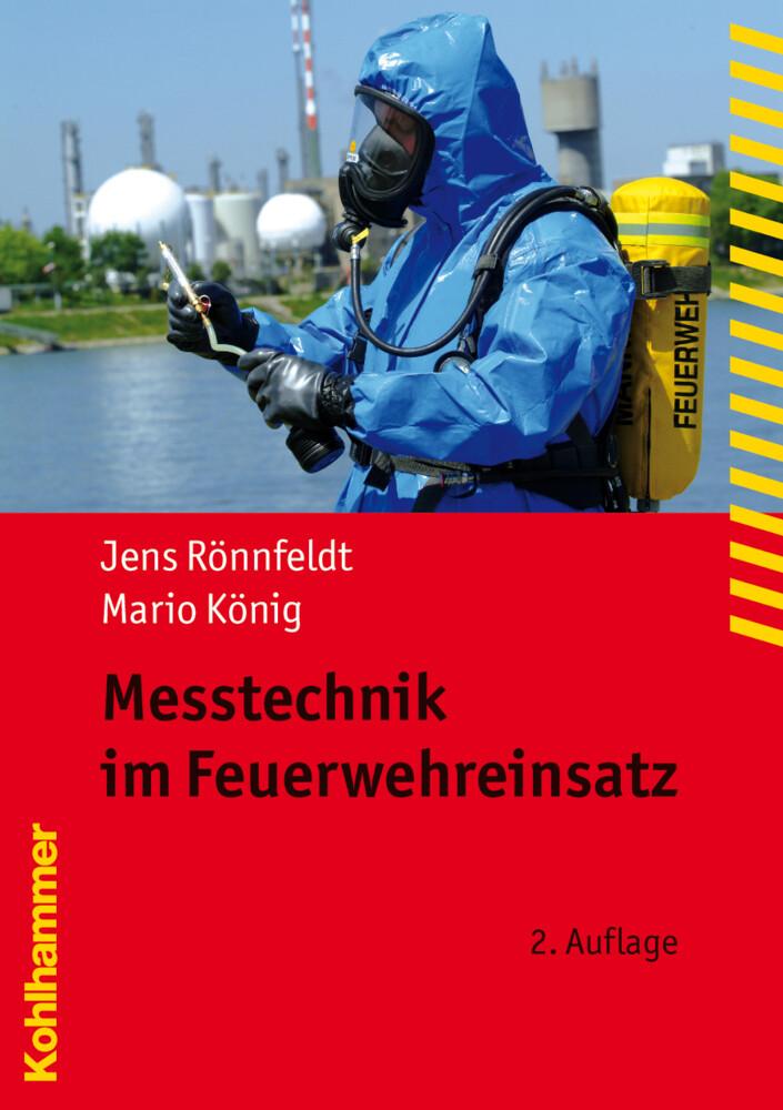 Messtechnik im Feuerwehreinsatz als Buch (kartoniert)