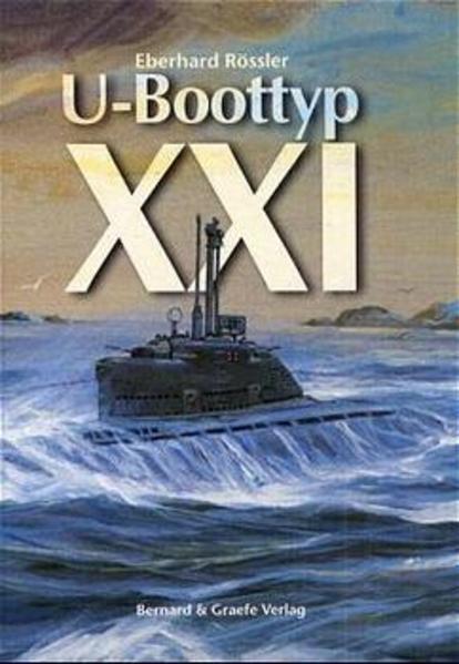 U-Boottyp XXI als Buch (gebunden)