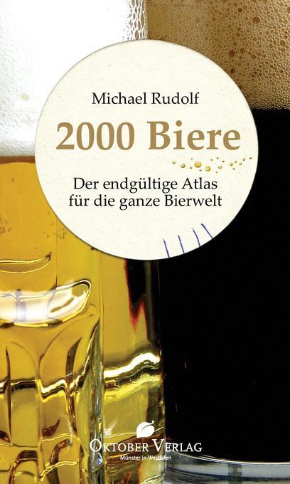 2000 Biere als Buch (kartoniert)