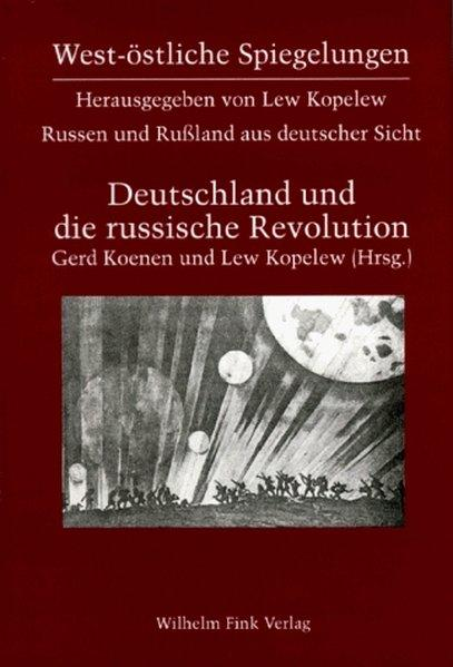 Russen und Rußland aus deutscher Sicht / Deutschland und die russische Revolution 1917 - 1924 als Buch (gebunden)