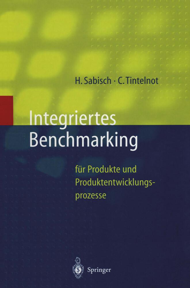 Integriertes Benchmarking als Buch (gebunden)