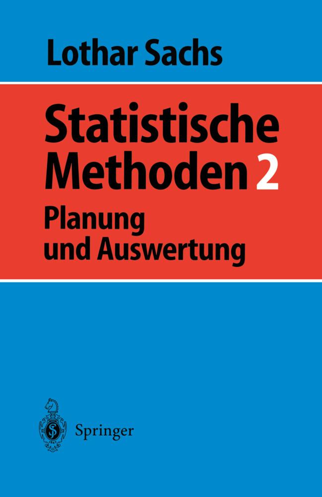 Statistische Methoden 2 als Buch (kartoniert)