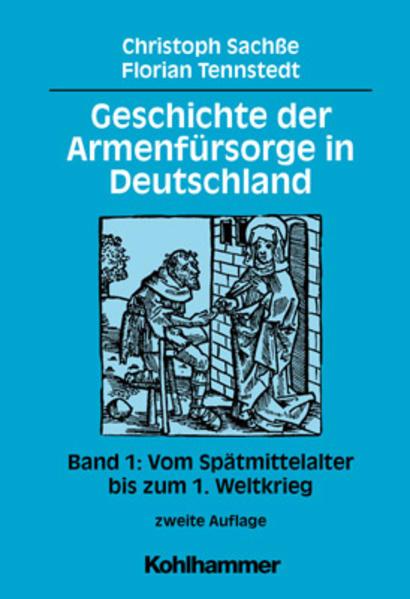 Geschichte der Armenfürsorge in Deutschland 1 als Buch (kartoniert)