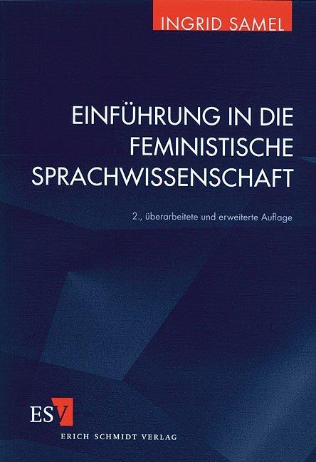 Einführung in die feministische Sprachwissenschaft als Buch (kartoniert)