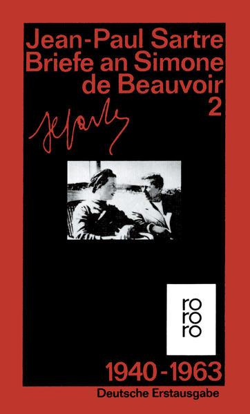 Briefe an Simone de Beauvoir 2 und andere. 1940 - 1963 als Taschenbuch