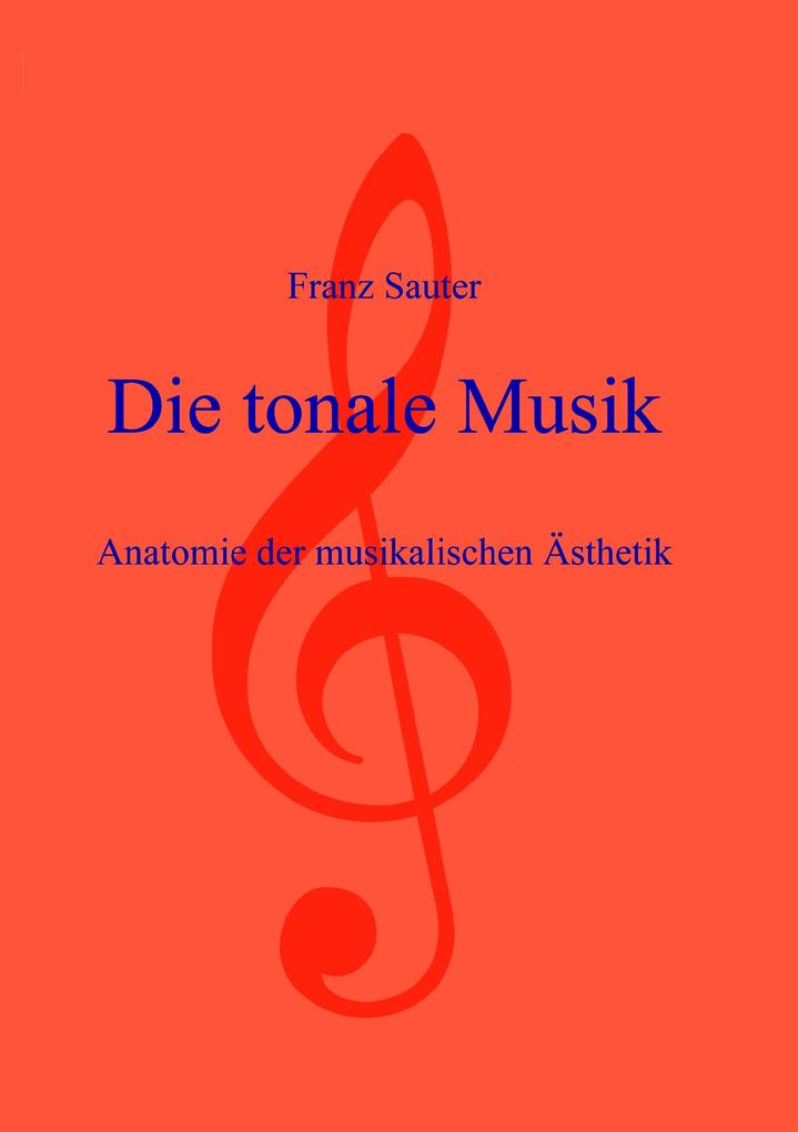 Die tonale Musik als Buch (kartoniert)