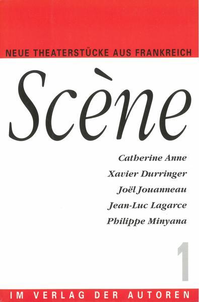 Scene 1. Neue französische Theaterstücke als Buch (kartoniert)