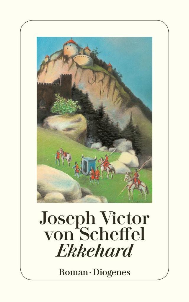 Ekkehard als Taschenbuch