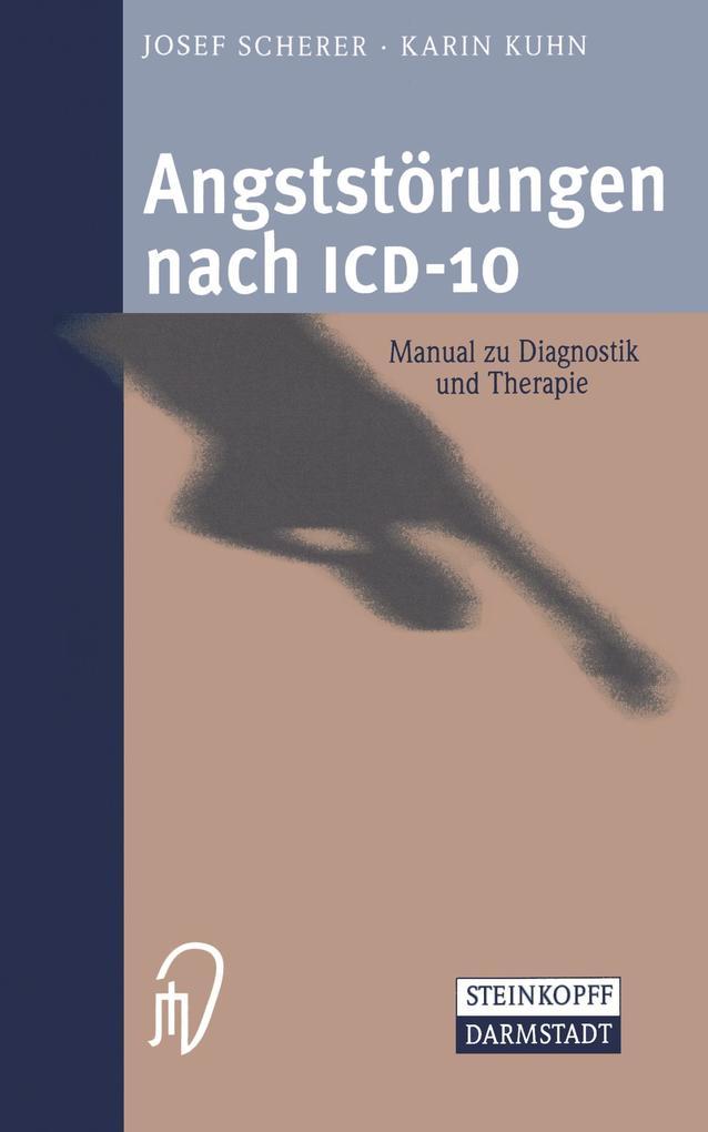 Angststörungen nach ICD-10 als Buch (kartoniert)