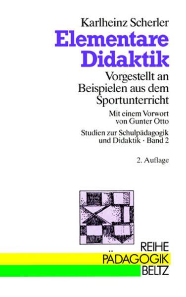 Elementare Didaktik als Buch (kartoniert)