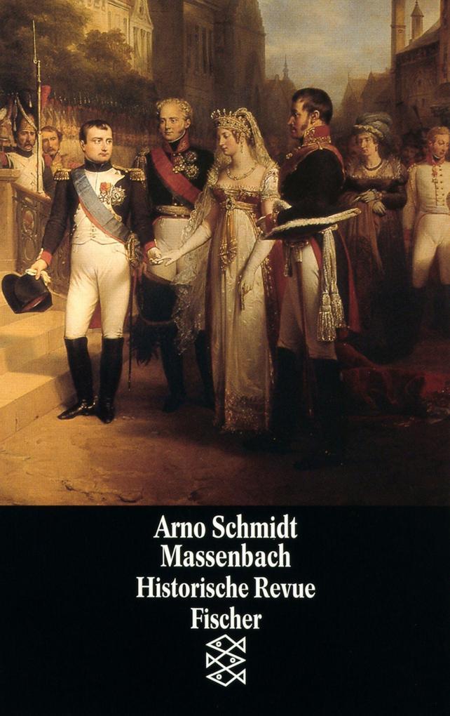 Massenbach als Taschenbuch