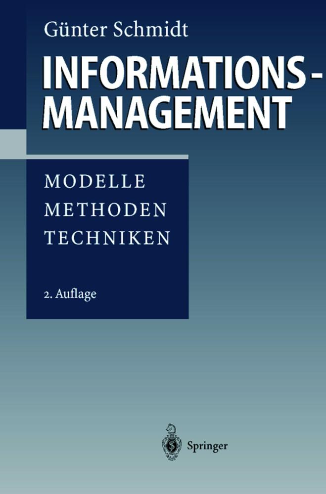 Informationsmanagement als Buch (kartoniert)