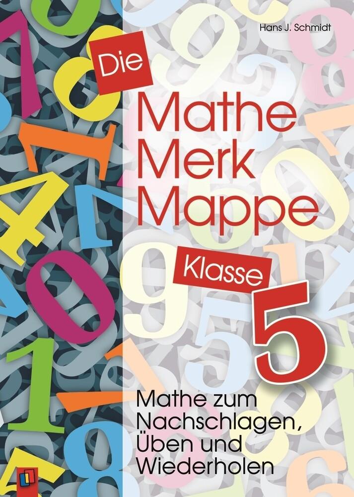 Die Mathe-Merk-Mappe 5. Klasse. RSR als Buch (kartoniert)
